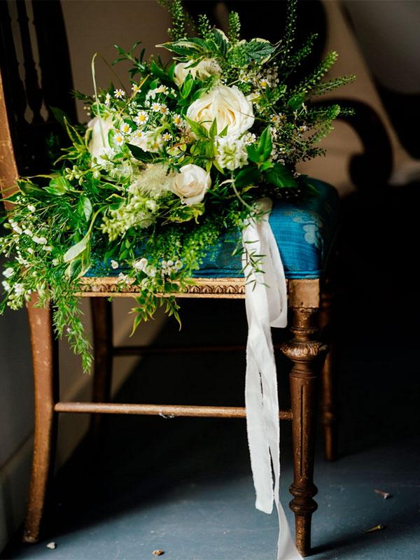 Bridal Bouquet at Love's Labours